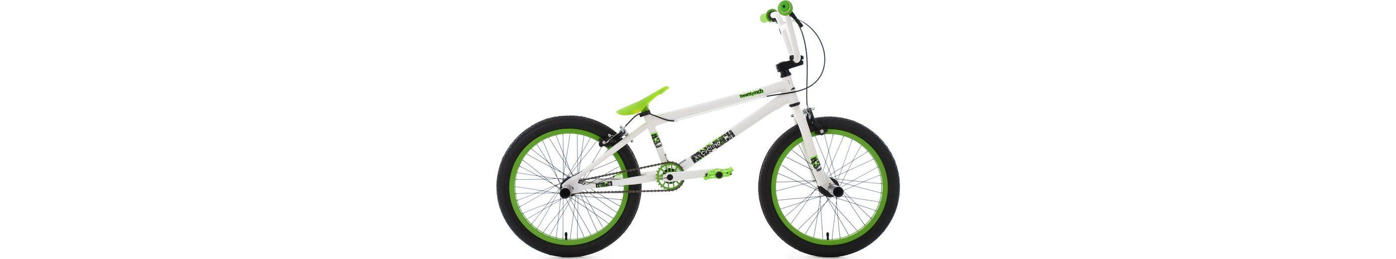 KS Cycling BMX Fahrrad, 20 Zoll, »Twentyinch«