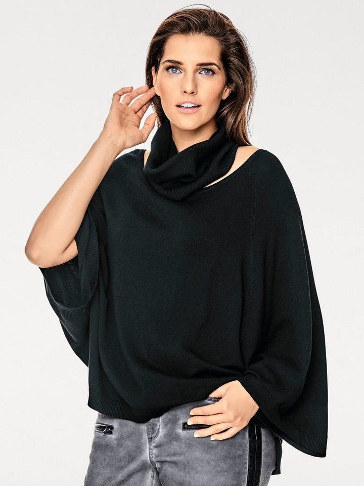 Pullover-Set in schwarz