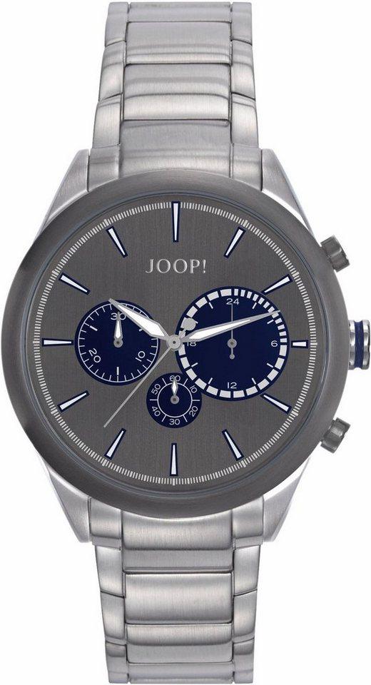 Joop! Chronograph »JP101931002« in silberfarben