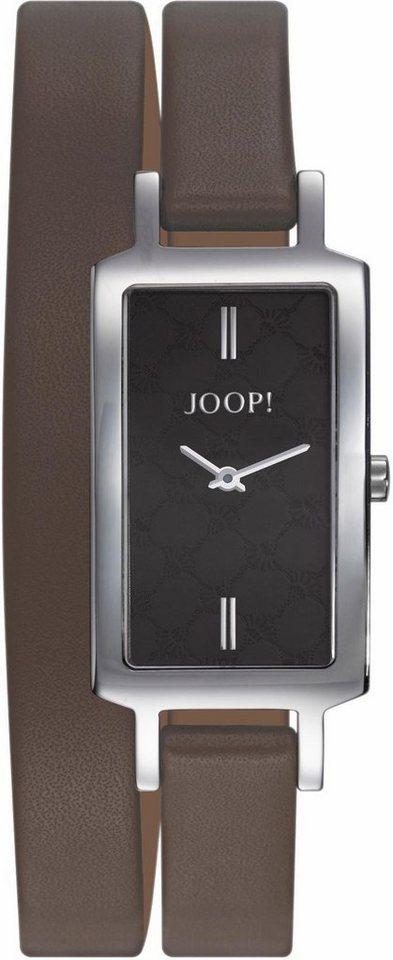 Joop! Quarzuhr »JP101972003« in braun