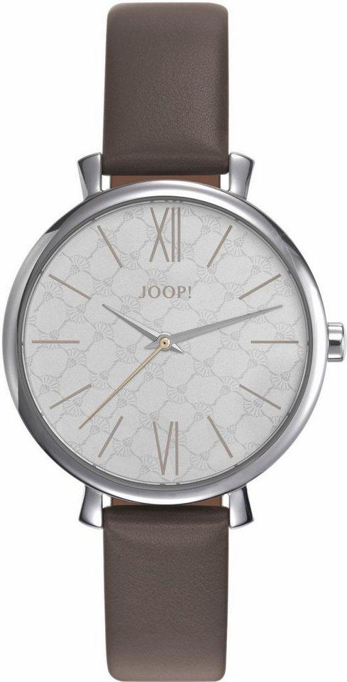 Joop! Quarzuhr »JP101962002« in braun