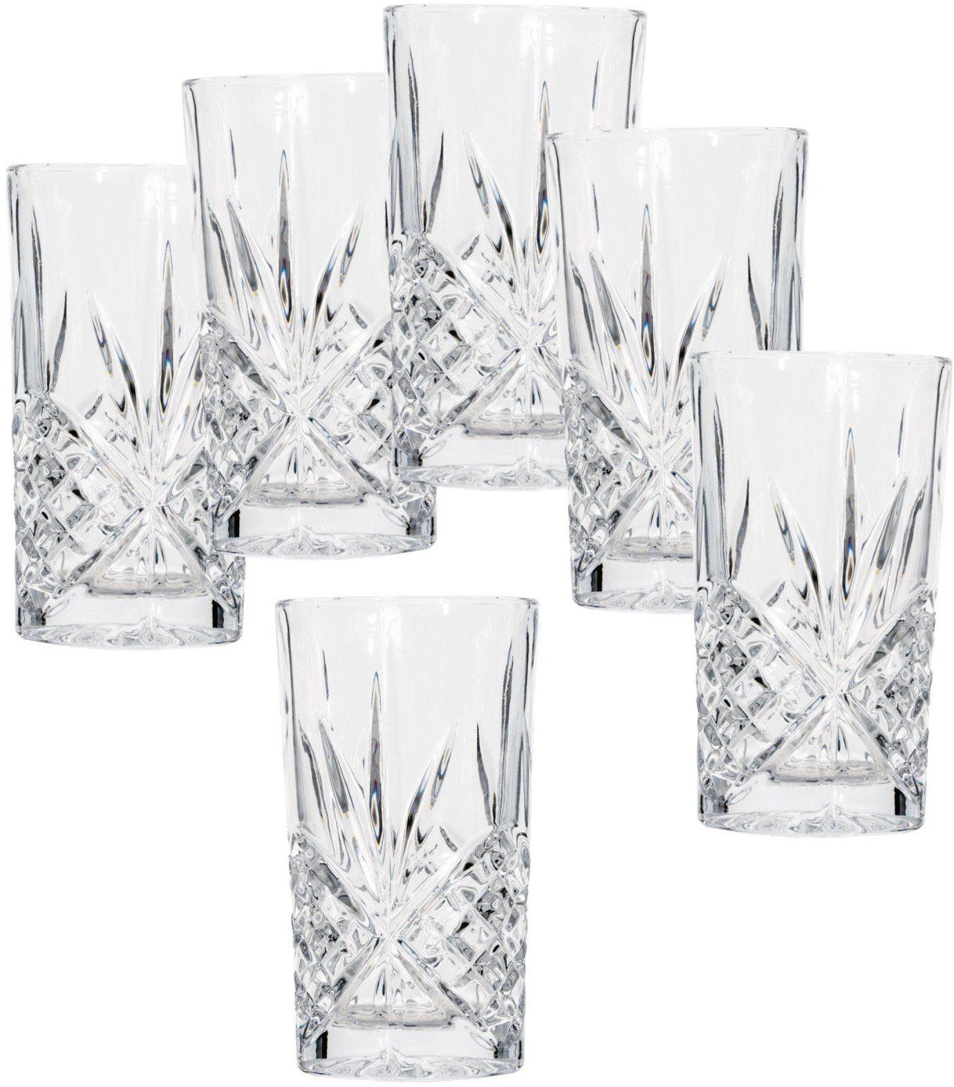 Mailord Gläser-Set, 6-teilig