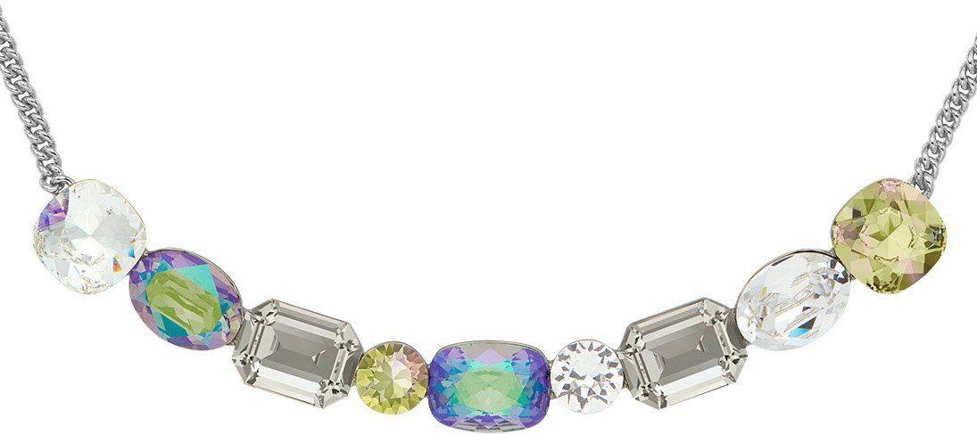 lolaandgrace Kette mit Swarovski® Kristallen, »GLAM COLLIER, 5251729«