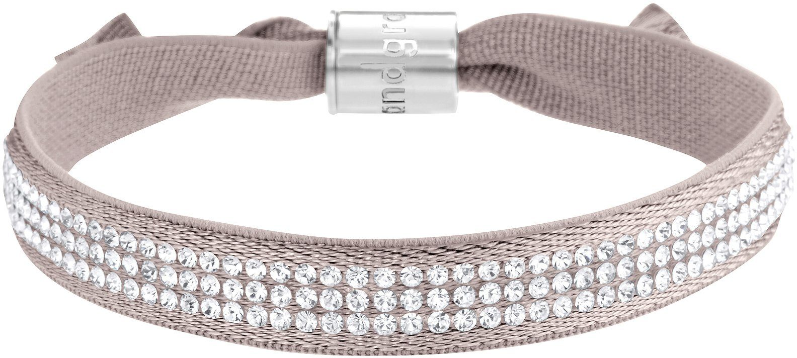 lolaandgrace Armband mit Swarovski® Kristallen, »STREET BRACELET, 5117311«