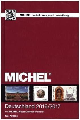 Gebundenes Buch »MICHEL Deutschland 2016/2017«