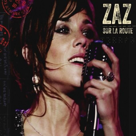 CD+DVD »Zaz: Sur La Route«