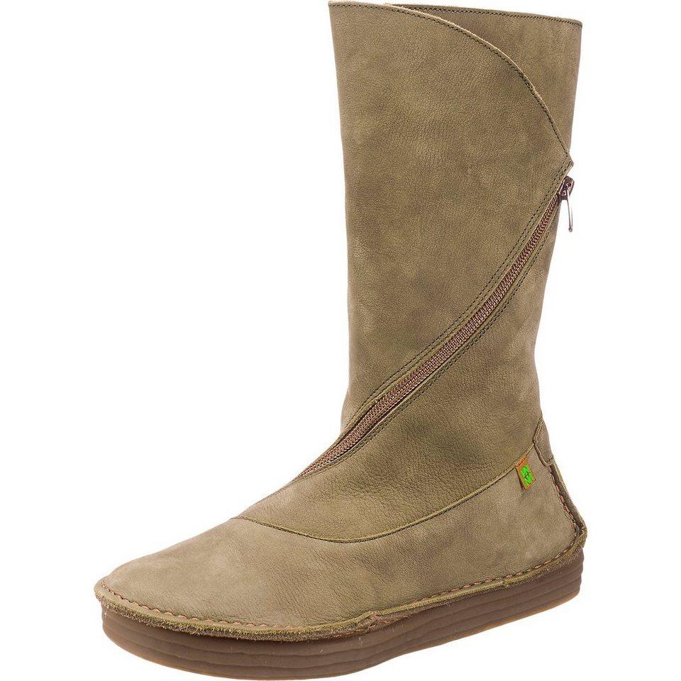 EL NATURALISTA Ricefield Stiefel in khaki