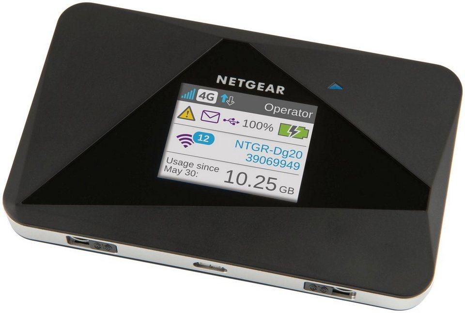 Netgear Access Point »AIRCARD 785 4G LTE MOBL HOTSPO«