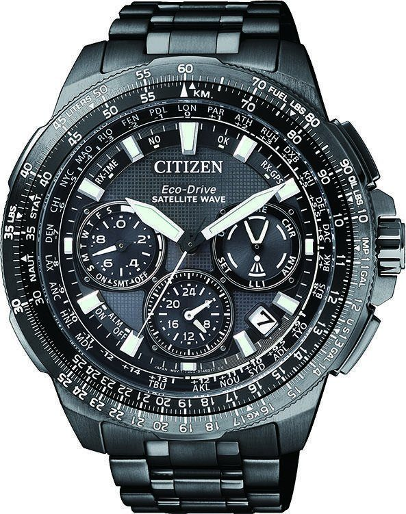 Citizen Funkchronograph »CC9025-51E« Mit Satellite Timekeeping System