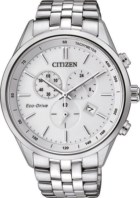 Citizen Chronograph »AT2141-87A« in silberfarben