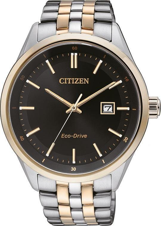 Citizen Quarzuhr »BM7256-50E« in silberfarben