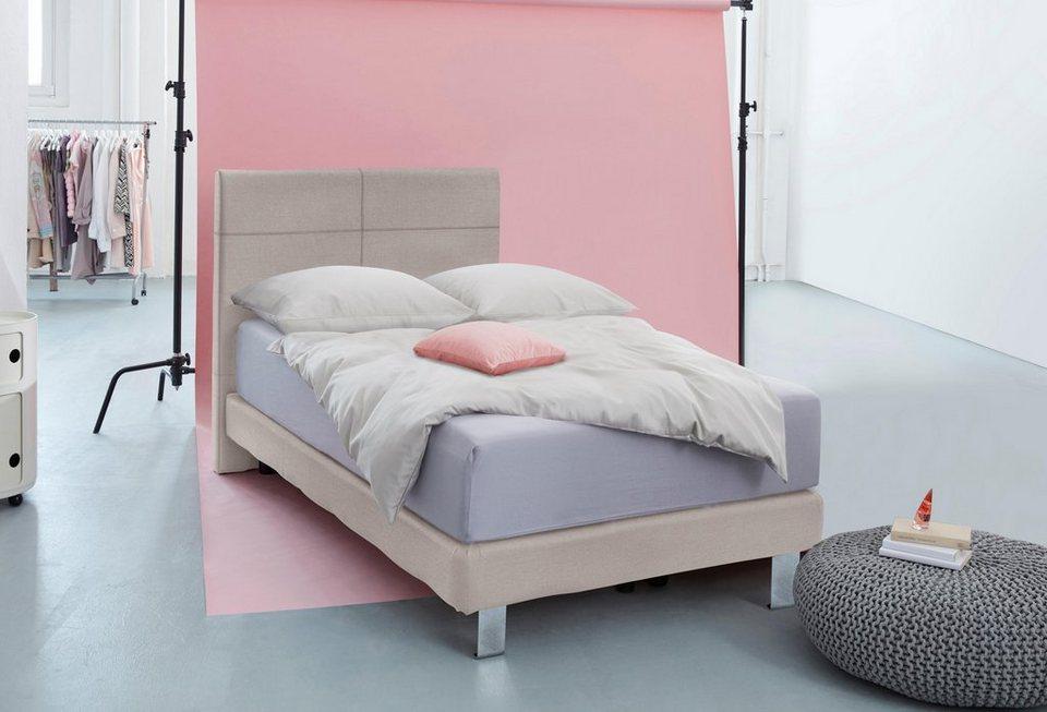 boxspringbett 1 40 breit kerryskritters. Black Bedroom Furniture Sets. Home Design Ideas