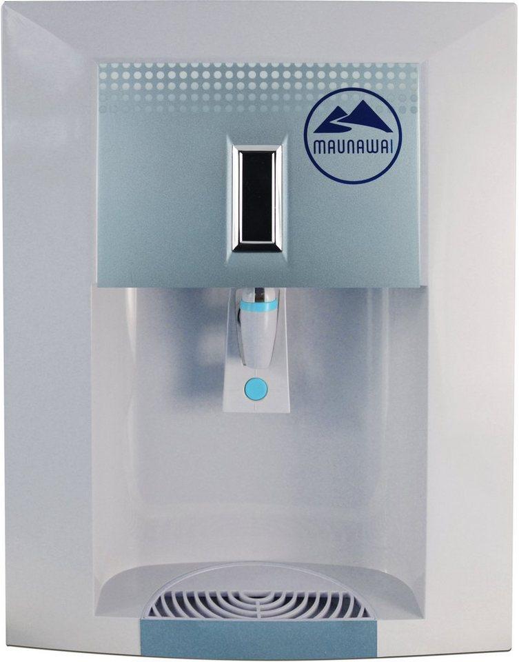 Maunawai Auftisch Wasserfilter System, »NUI« in silberblau