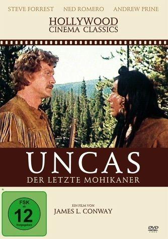 DVD »Uncas - Der letzte Mohikaner«