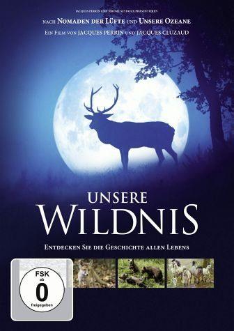 DVD »Unsere Wildnis«