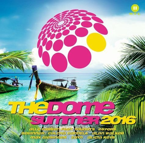 Audio CD »Various: The Dome Summer 2016«