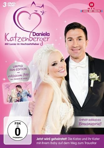 DVD »Daniela Katzenberger - Mit Lucas im...«