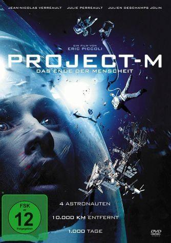 DVD »Project-M - Das Ende der Menschheit«