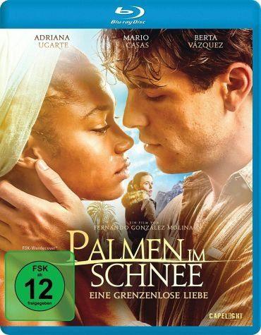 Blu-ray »Palmen im Schnee - Eine grenzenlose Liebe«