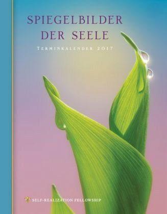 Gebundenes Buch »Spiegelbilder der Seele. Terminkalender 2017«