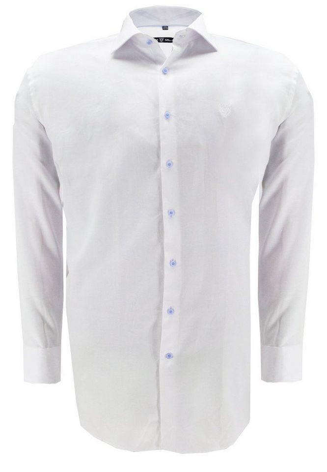 GCM Oberhemd in Weiß