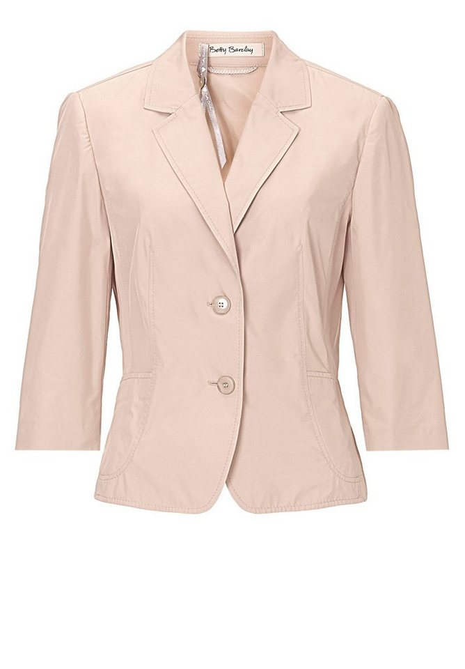 Betty Barclay Blazer in natur - Rot