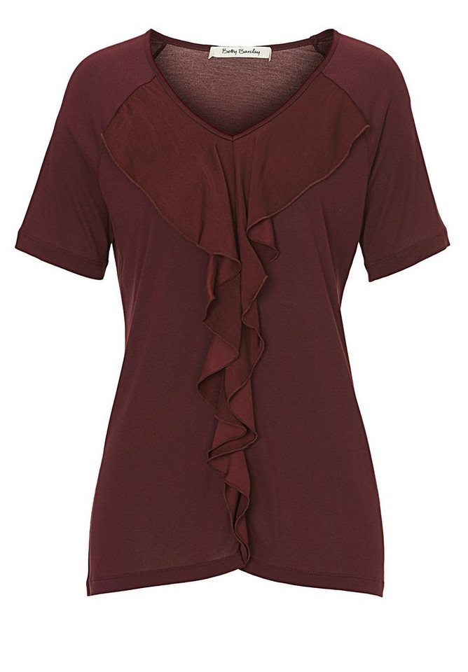 Betty Barclay Shirt in Port Royale - Rot