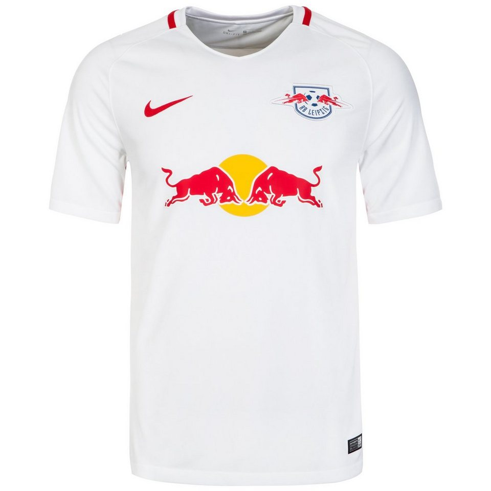 NIKE RB Leipzig Trikot Home 2016/2017 Herren in weiß / rot