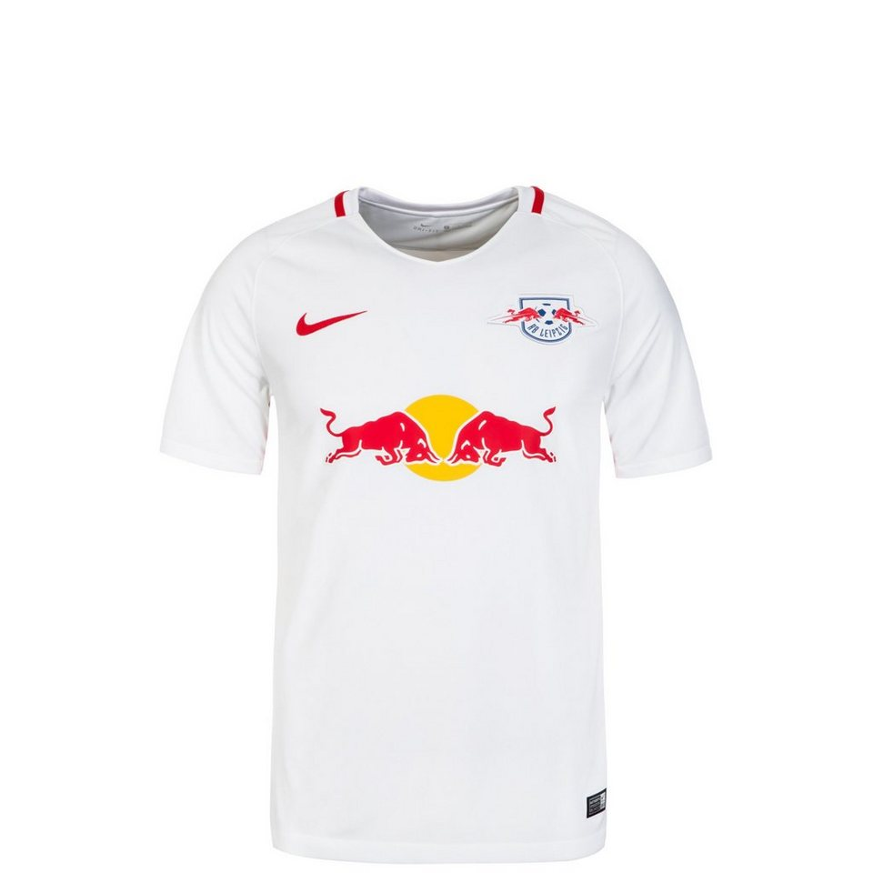NIKE RB Leipzig Trikot Home 2016/2017 Kinder in weiß / rot