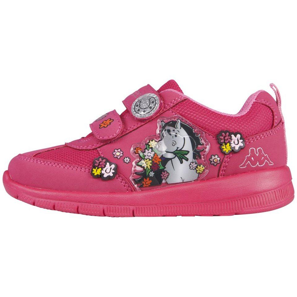 KAPPA Sneaker »WHINNY KIDS« in pink