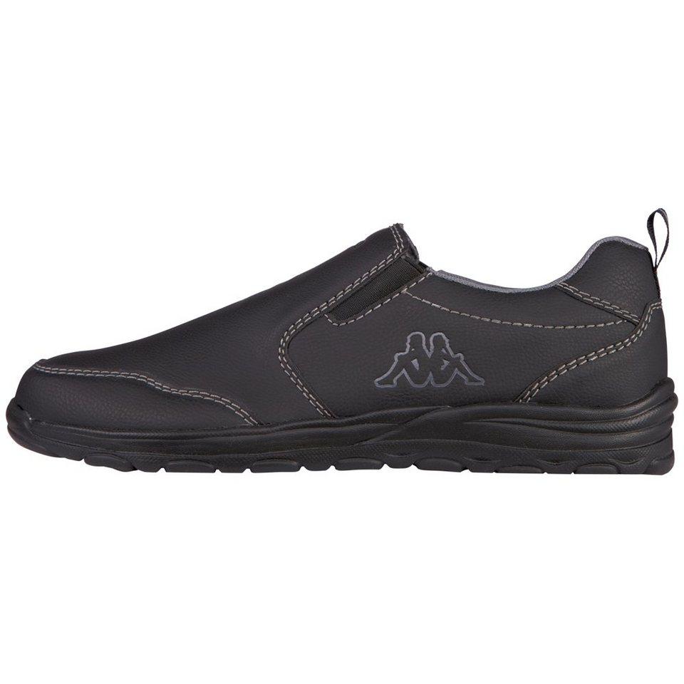 KAPPA Schuhe »TOLEDO« in black/grey