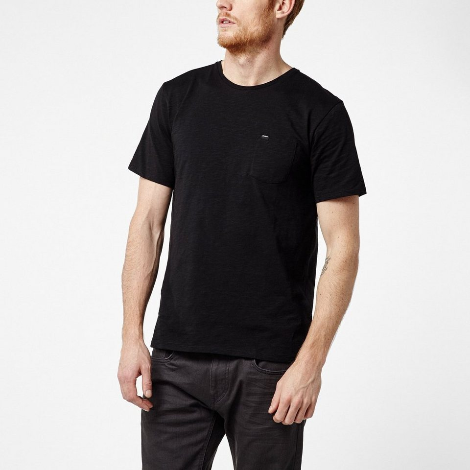 O'Neill T-Shirt kurzärmlig »Jack's Base Reg Fit« in Schwarz