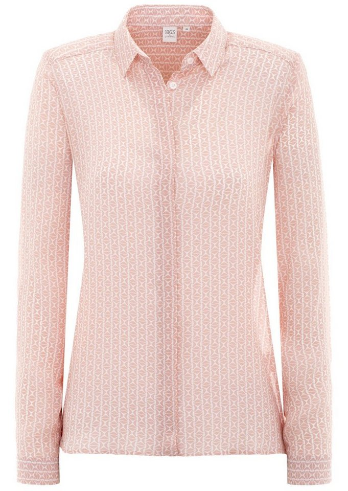 ETERNA 1/1-Arm Bluse »MODERN FIT« in rosa