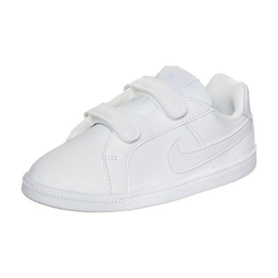 Nike Sportswear Court Royale Sneaker Kleinkinder in weiß