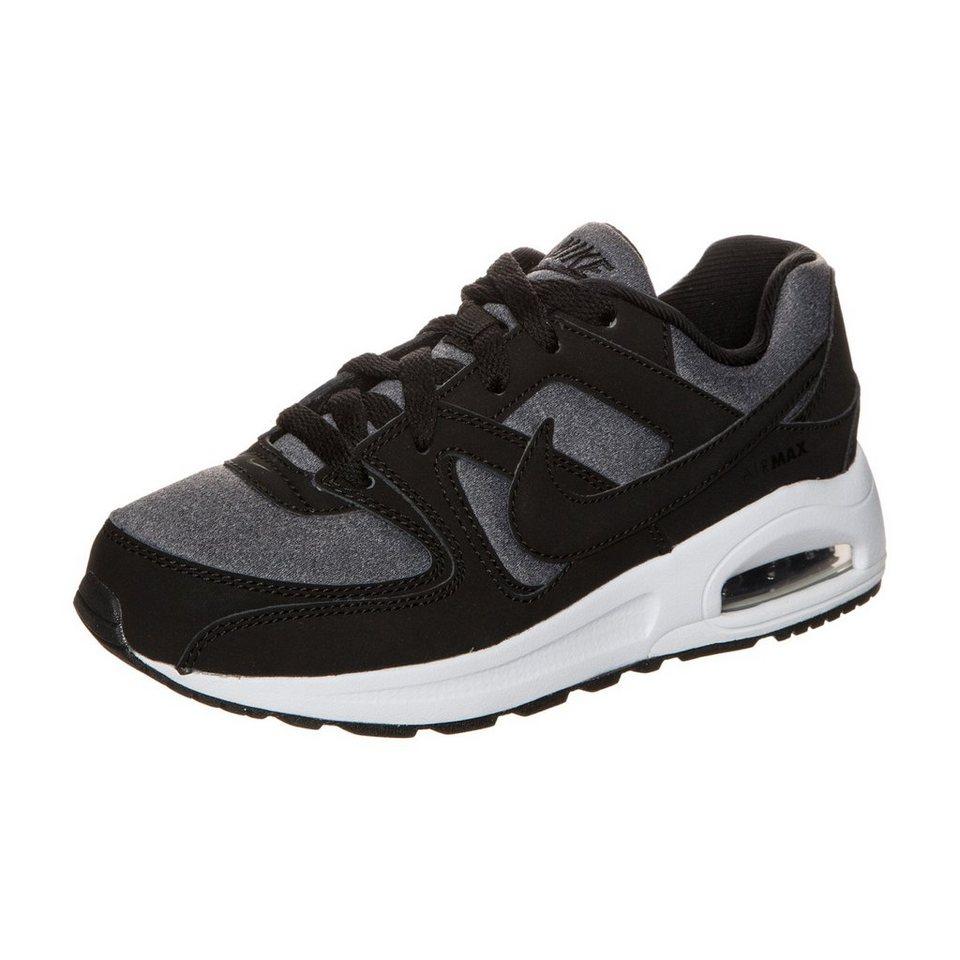 Nike Sportswear Air Max Command Flex Sneaker Kinder in schwarz / weiß