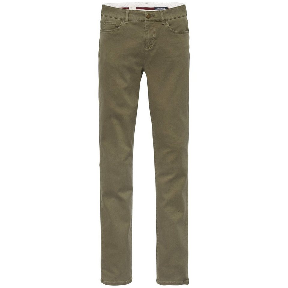 Tommy Hilfiger Hose »SKYLER MILAN RW« in OLIVE NIGHT