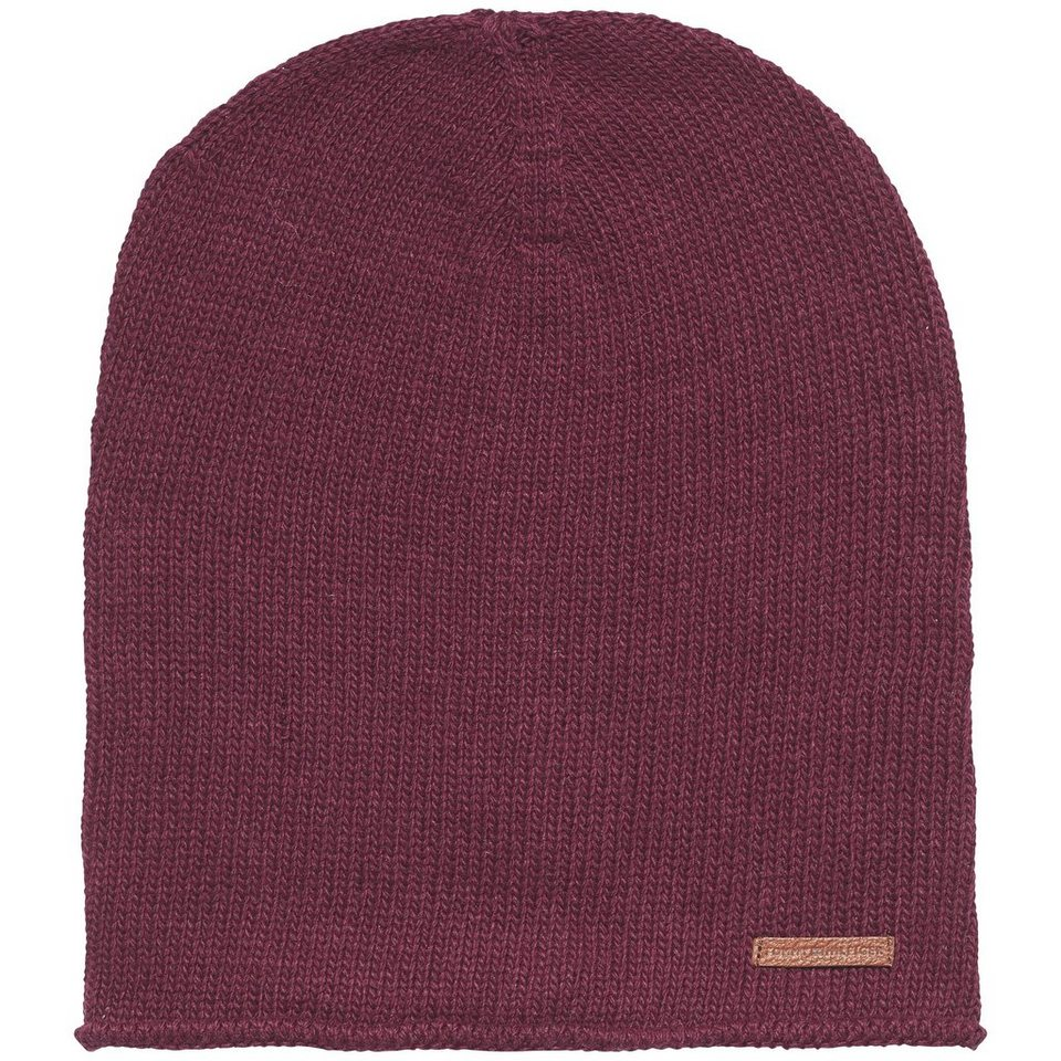 Tommy Hilfiger Hut »ODIN HAT« in DEEP CABERNET
