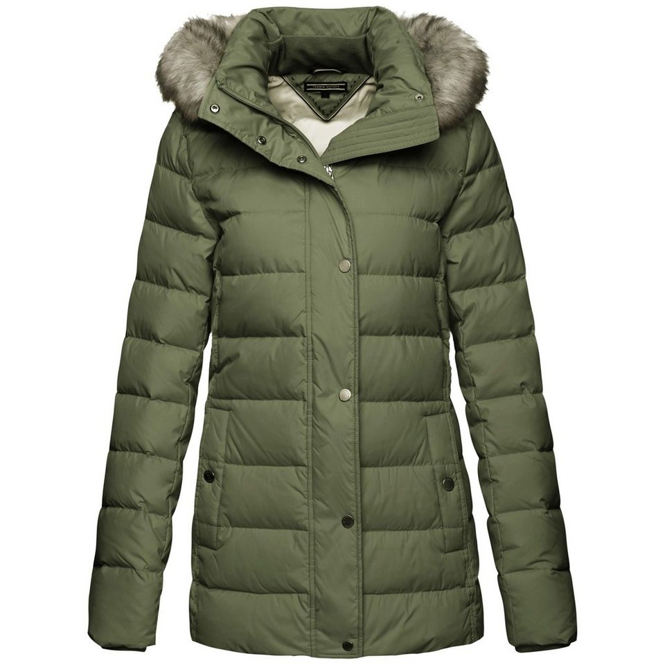 Tommy Hilfiger Jacke »NEW TYRA DOWN JKT« in ROSIN