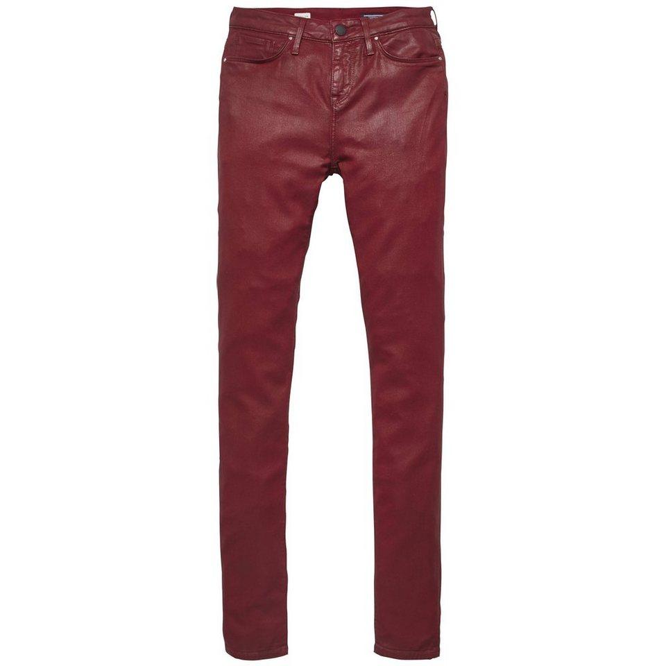 Tommy Hilfiger Jeans »COMO RW MENA« in DEEP CABERNET