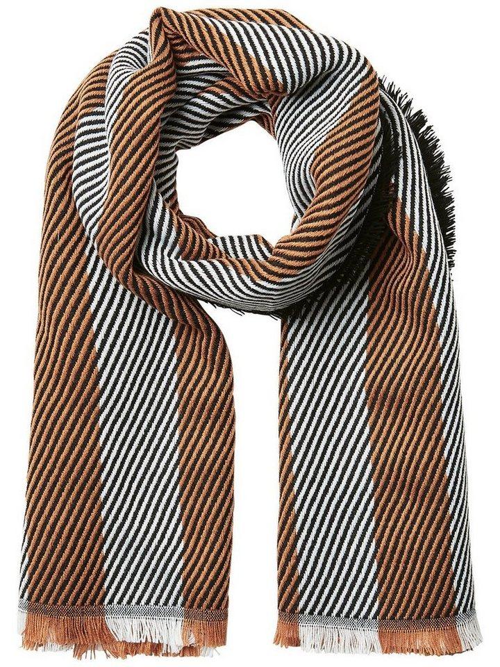 Vero Moda Langer Schal in Adobe