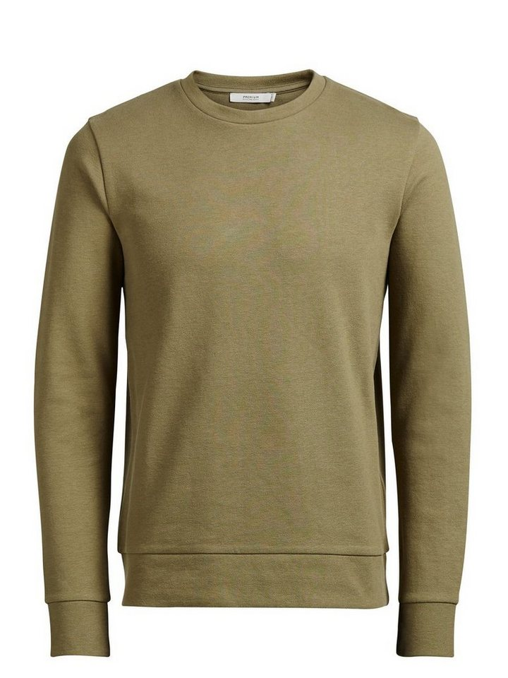 Jack & Jones Sweatshirt in Dusky Green