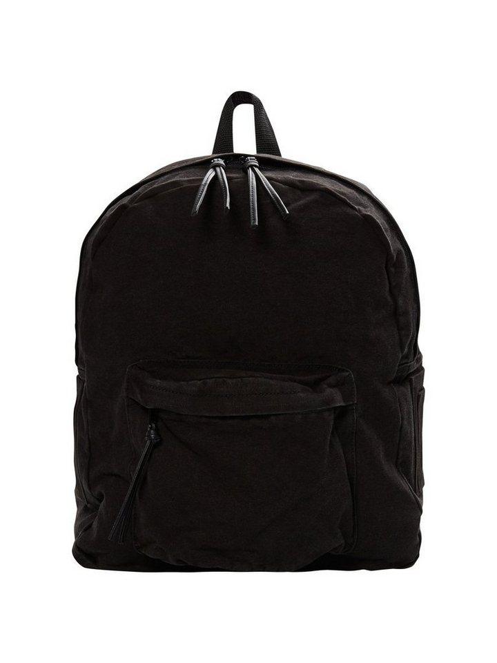 Jack & Jones Klassischer Rucksack in Black