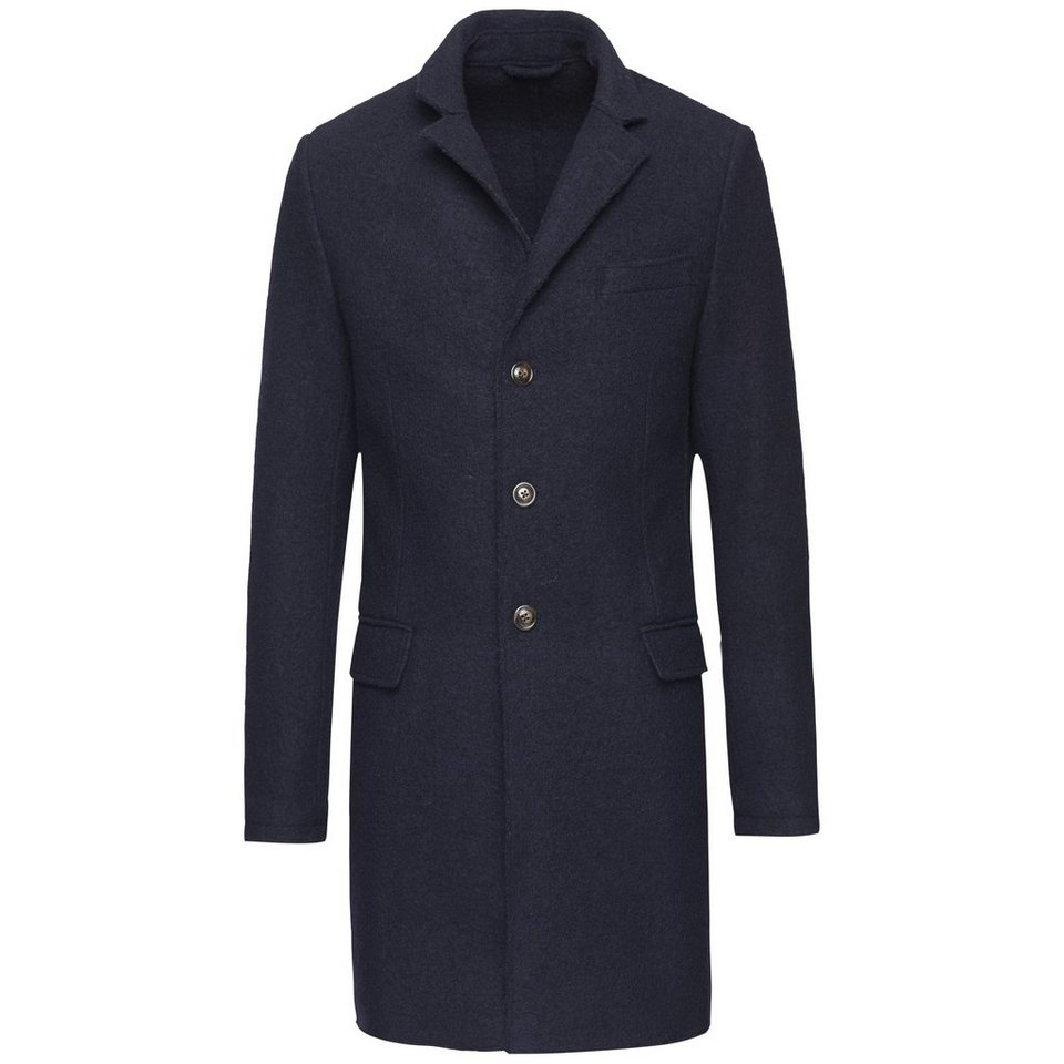 Tommy Hilfiger Mantel »KYLE COAT« in MIDNIGHT