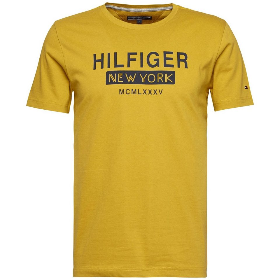 Tommy Hilfiger T-Shirt (kurzarm) »WYATT TEE S/S RF« in ARROWWOOD
