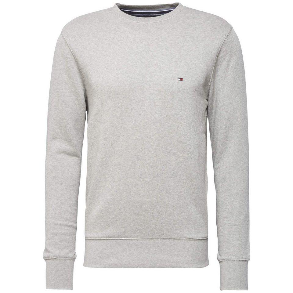 Tommy Hilfiger Sweatshirt »BASIC C-NK L/S VF« in CLOUD HTR