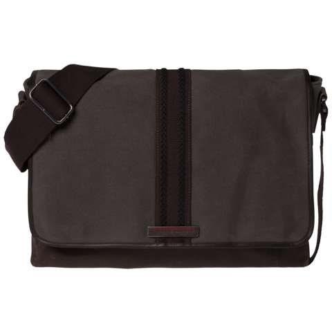 Tommy Hilfiger Handtasche »PREPPY STORY MESSENGER W/FLAP« in Iron