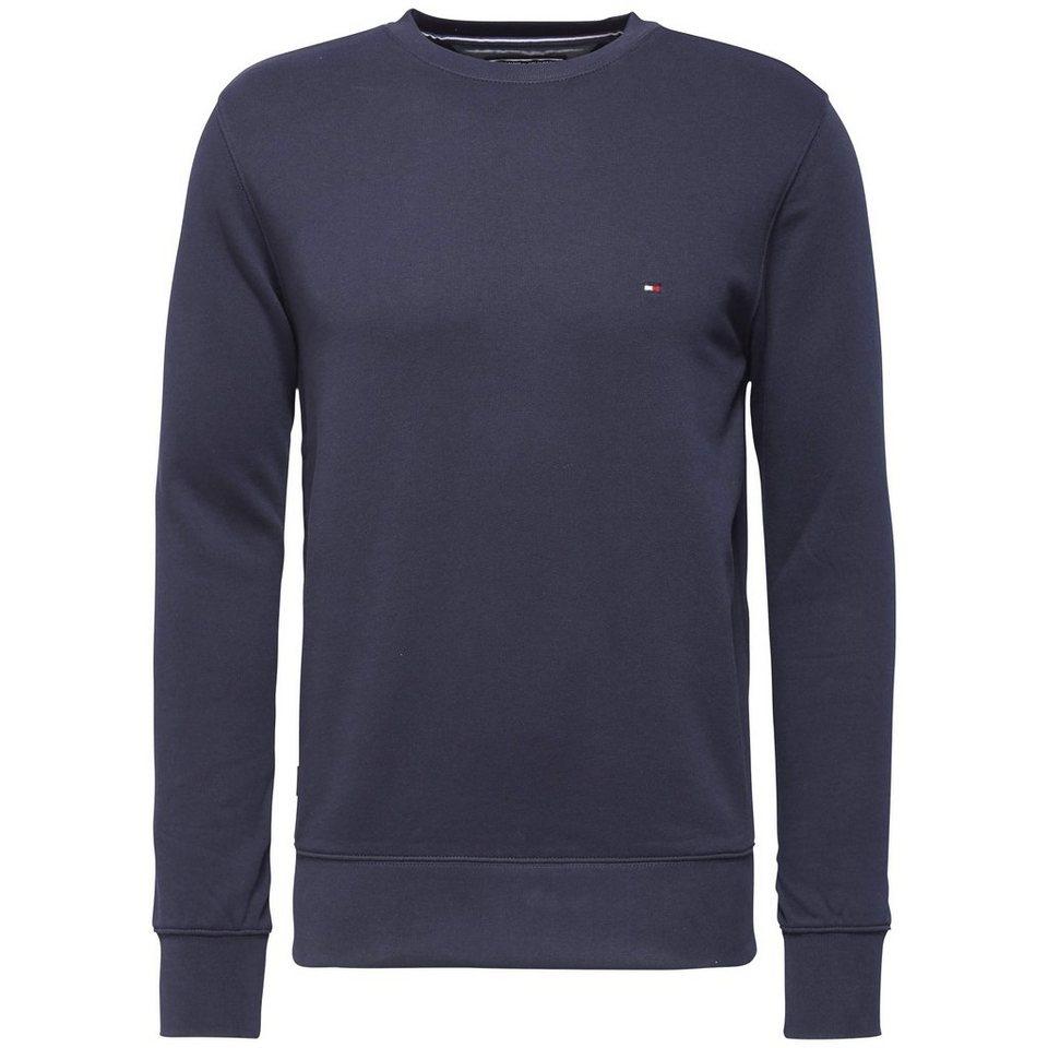 Tommy Hilfiger Sweatshirt »BASIC C-NK L/S VF« in NAVY BLAZER