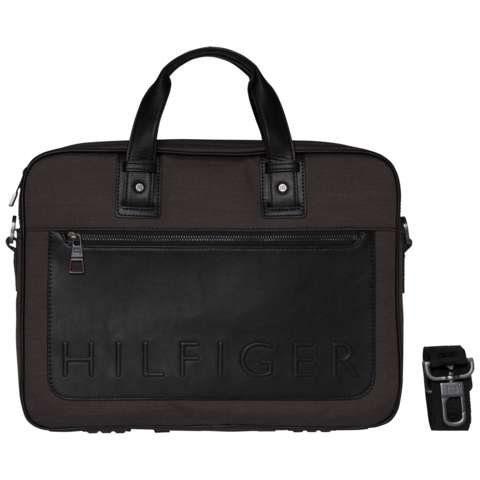 Tommy Hilfiger Handtasche »TH METROPOLITAN COMPUTER BAG«