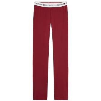 Tommy Hilfiger Hose »Cotton pant iconic fashion« in RHUBARB-PT
