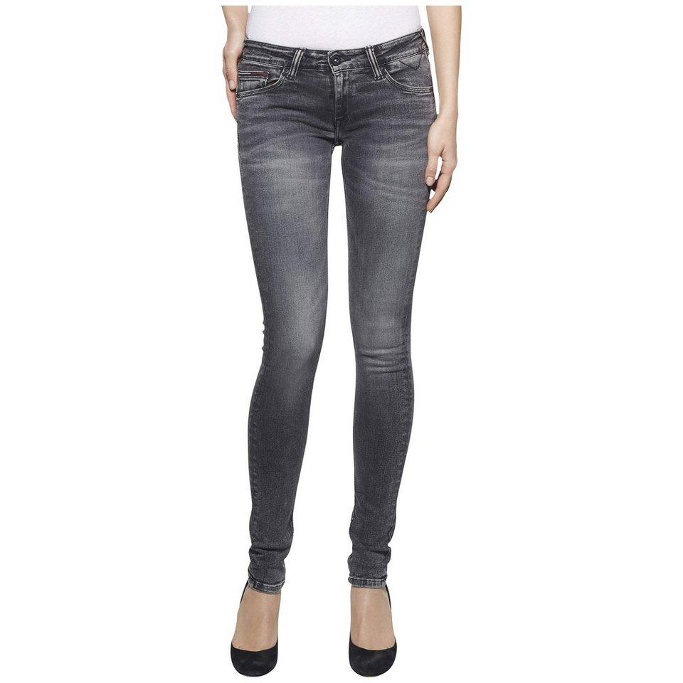 Hilfiger Denim Jeans »LOW RISE SKINNY SOPHIE VNBST« in VINTAGE BLACK STRETCH